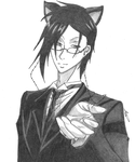 Sebastian Michaelis by ElvishShadowArcher