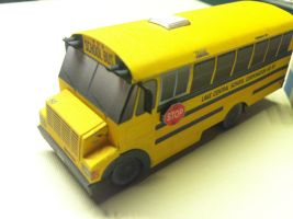 Thomas Vista School Bus by scyeige