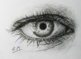 Eye by doodle103