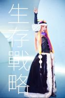 Mawaru Penguindrum_survival strategy by hybridre
