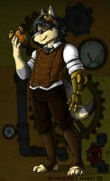 Steampunk Zooboy by zooboy18