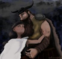 A Daughter's Love (HTTYD2 webnovel ch4) by inhonoredglory