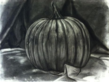 Pumpkin by PhantomKat813
