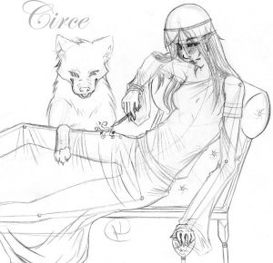 Enchantress Circe