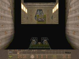 Nine Inch Nails - Nails Ammobox Box - Quake by agentpalmer