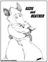 Ozzie and Heather by StranglyNormal