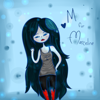 AT: Marceline's adorablee by LilithTheSceneWhore