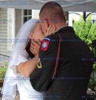 Brothers Wedding - Kiss by RBL-M1A2Tanker