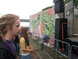 Hippies at Freak Stage by Dominik19