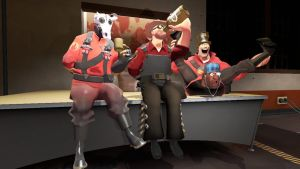 Best monday ever in TF2 by Cowboygineer