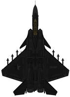 SuF-6 Wraith Fighter by AC710N87