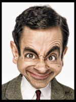 Mr Bean_caricature by yasiddesign