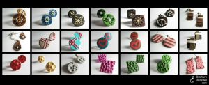 Montage: Polymer Clay by caturs