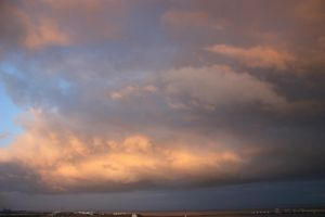 Stormy Skies H by CAStock