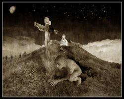 I Am No Feeble Christ by FluxusX