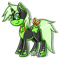 |CLOSED| .:Healer Pony Adopt:. |AUCTION| by WandaAdopts