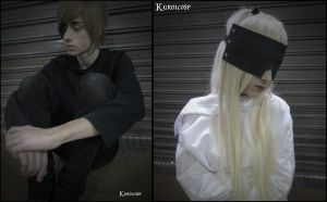 Misa Amane x Light Yagami - DEATH NOTE (I) by ExionYukoCosplay
