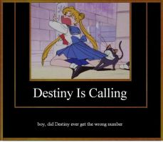 Destiny is Calling by Kalliana