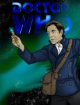 Doctor Who - New Costume 8th by JonWes