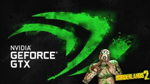 Nvidia GTX Borderlands 2 by StArL0rd84