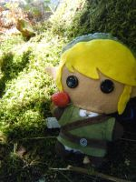Link loves Red Potion by Homemade-Happiness