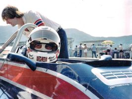 Nigel Mansell (1980) by F1-history
