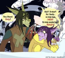 Need Help- Stork and Shalls by roseandthorn