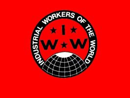 IWW Red Flag by Skargill