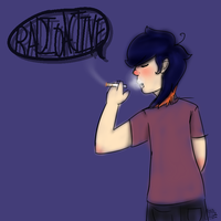 Radioactive by PotentiallyFire