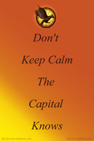Don't Keep Calm by deylyn