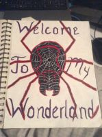 My Wonderland: The Land of Nightmares  by Abby-Gard