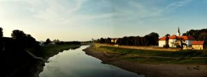 Sisak sunset by D-u-D