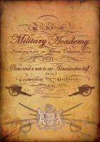 The military academy recruitor by GeneralVyse