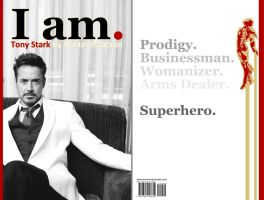 I Am. -Authorized Biography by Walter Isaacson by nottonyharrison