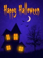 Halloween Poster by ChiaraLily9
