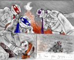 TMNT - Out Of The Wreckage by DoodleDumble