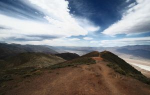 Path to Death Valley by FSGPhotography