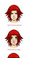 Emotions Study With Tomato-kun by KAINEGlacium