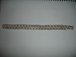Chainmail Necklace by somechick73