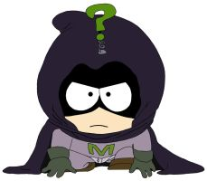 Mysterion - Action Pose 16 by megasupermoon