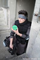 MGS - Eat a ration by Zell-Ecstasy