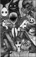 Creepypasta And Stuff by BeelzyButh