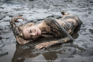 Mud bath 2 by SandandLace