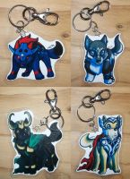 .: My Keychains, Examples:. by Mayasacha