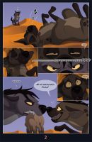 Inheritance - Prologue Page 2 by kohu-arts