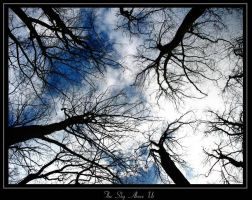 The sky above Us by Kheila