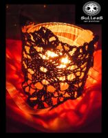 Lace bracelet by Sulless