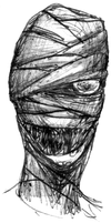 mummy sketch by Alevice