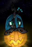 Pumpkin Chrysalis Revised by Salahir