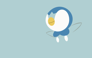 Piplup by PokeTrainerManro